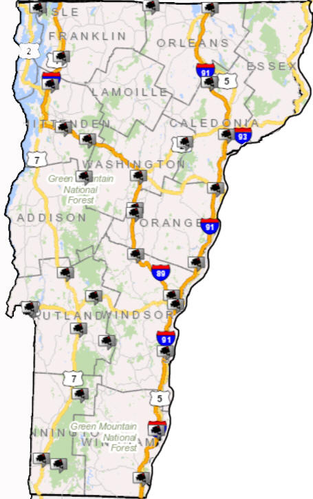 Vermont Traffic Cams: Real-Time Live Traffic Cams in VT and Live Webcams